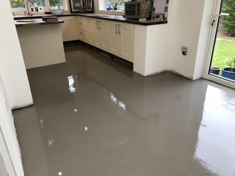 Bespoke Amtico Flooring Installations Residential