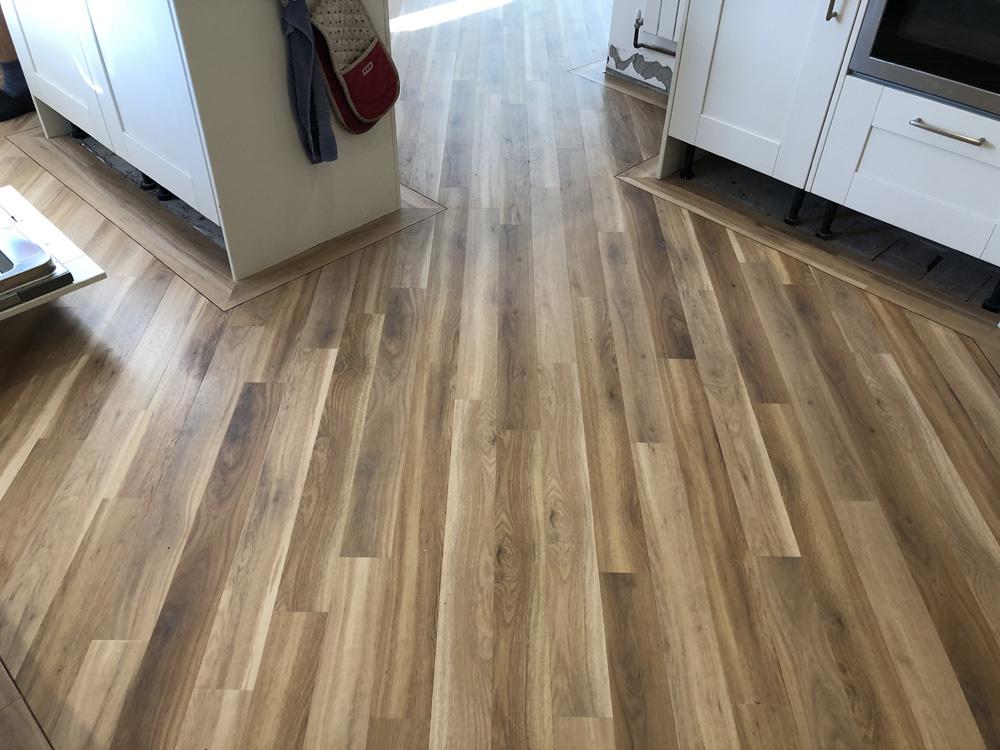 Amtico Eden Oak Flooring Installation