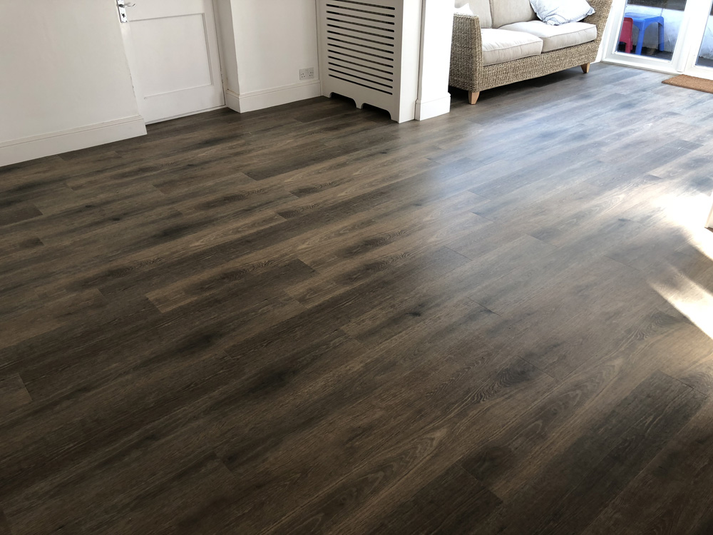 Amtico flooring collections - Honey Oak Amtico Floor Installation
