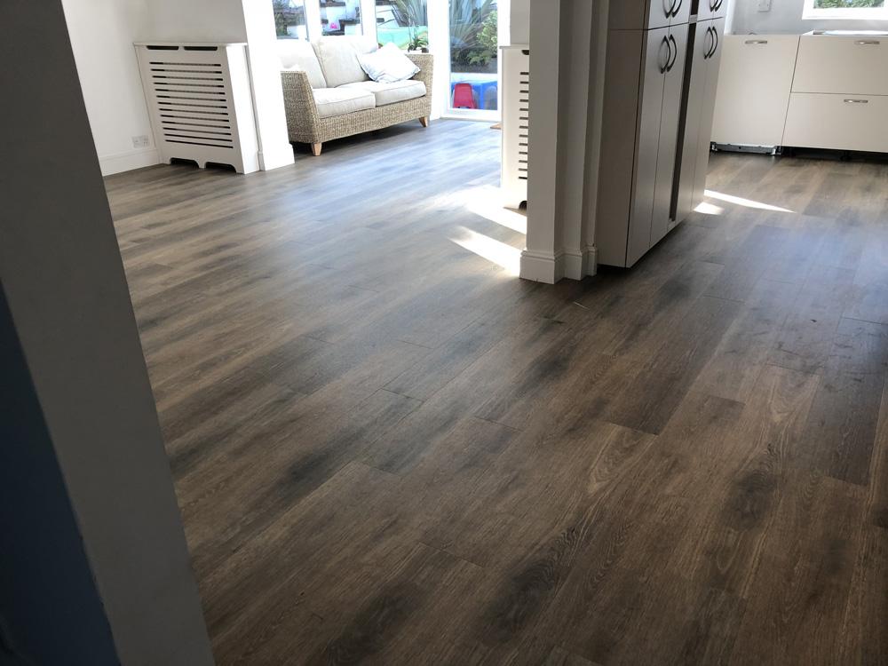Amtico flooring collections - Honey Oak Amtico Floor Installation