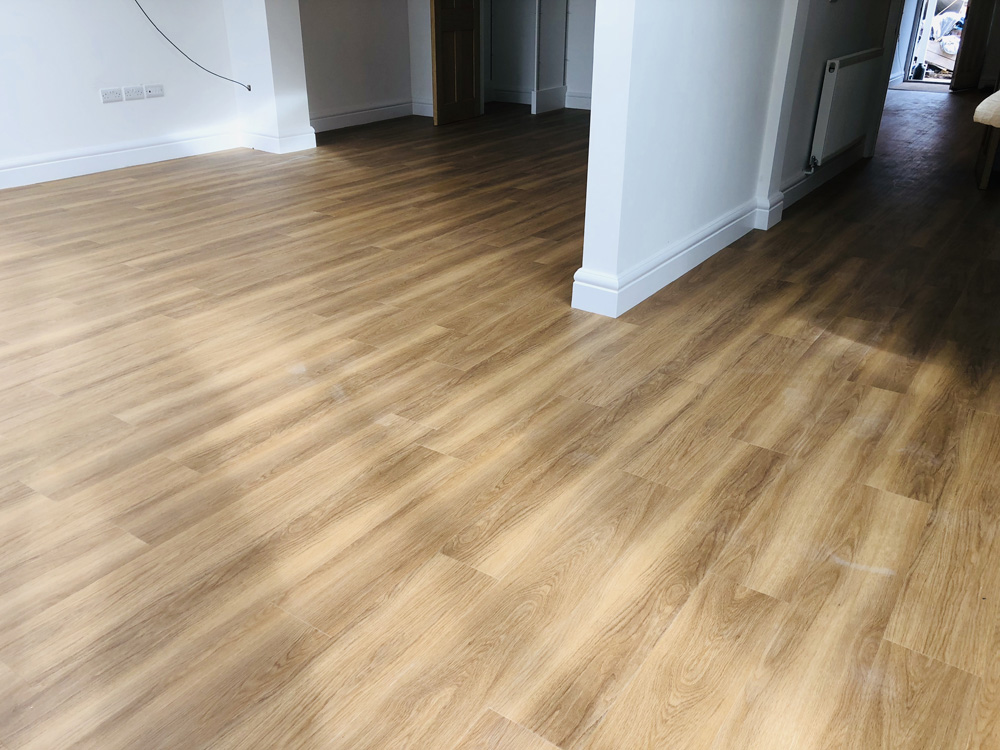 Amtico flooring installations - beautiful collections - Hampton Oak Amtico Flooring Installation