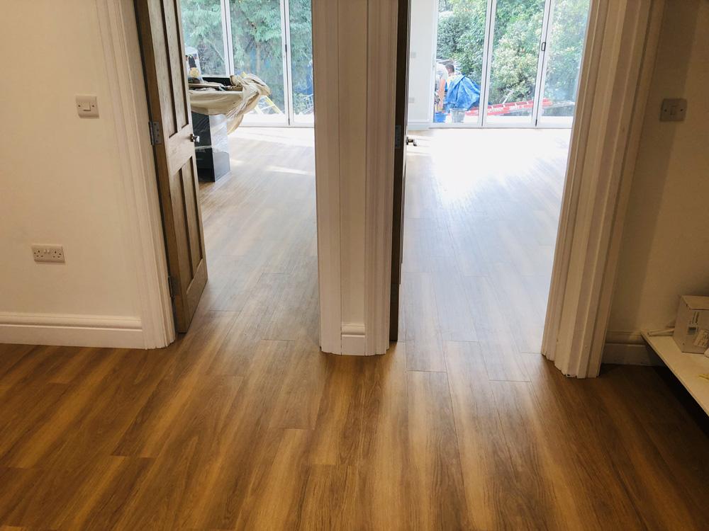 Amtico flooring installations - beautiful collections - Hampton Oak Amtico Flooring Installation