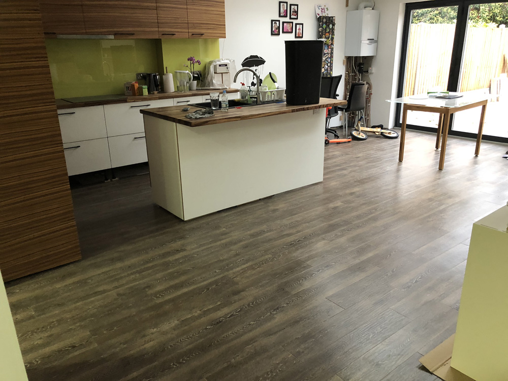 Karndean flooring installations - services in Canning Town - Karndeadn Art Select Flooring Installation